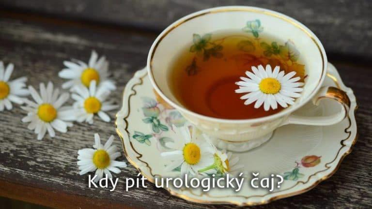 urologicky čaj